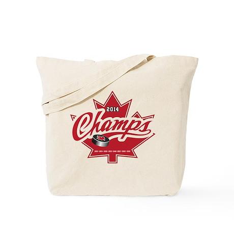 Canada 2014 Tote Bag