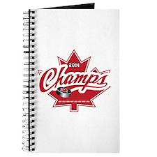 Canada 2014 Journal