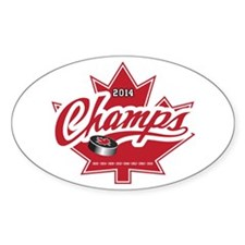 Canada 2014 Decal