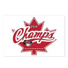 Canada 2014 Postcards (Package of 8)