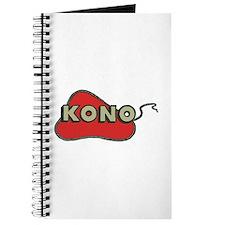 KONO San Antonio (1957) - Journal