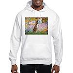 Garden & Boxer Hooded Sweatshirt