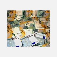 Money Throw Blanket