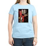 Lady & Boxer Women's Light T-Shirt