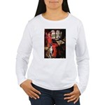 Lady & Boxer Women's Long Sleeve T-Shirt