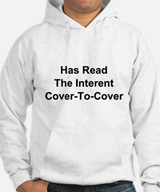 Has Read The Internet Cover-To-Cover Hoodie