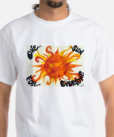 One Sun for Everyone T-Shirt