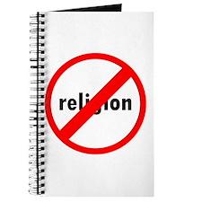 No religion Journal