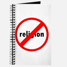 No religion Journal