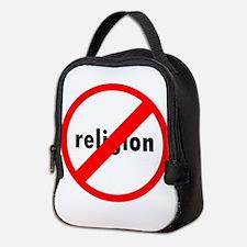No religion Neoprene Lunch Bag
