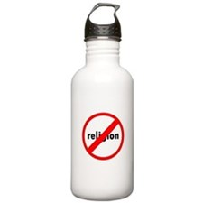 No religion Water Bottle