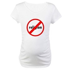 No religion Shirt