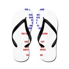 The Science Flip Flops