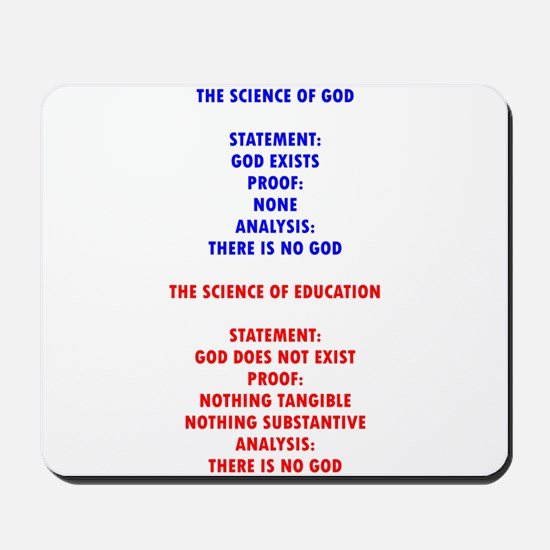 The Science Mousepad