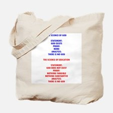 The Science Tote Bag
