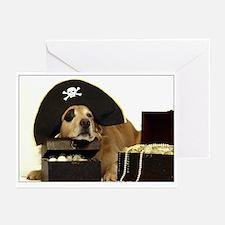 SNAPshotz Golden Pirate Birthday Photocards