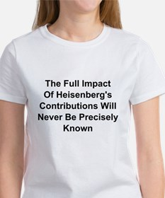 Heisenbergs Contributions T-Shirt