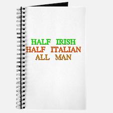 half Irish, half Italian Journal