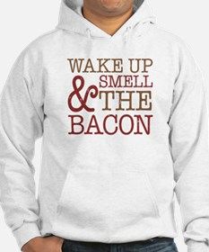 Wake Up Smell Bacon Hoodie
