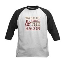 Wake Up Smell Bacon Tee