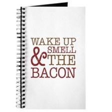 Wake Up Smell Bacon Journal