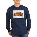 KAKC Tulsa (1971) - Long Sleeve Dark T-Shirt