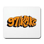 KAKC Tulsa (1971) - Mousepad