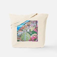 Positano, Italy Tote Bag