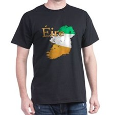 Eire - Ireland Flag T-Shirt