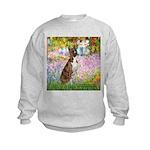 Garden & Boxer Kids Sweatshirt