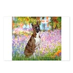 Garden & Boxer Postcards (Package of 8)