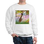 Garden & Boxer Sweatshirt