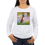 Garden & Boxer Women's Long Sleeve T-Shirt