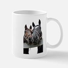 Kissing Horses Mug