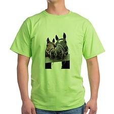 Kissing Horses T-Shirt