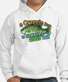 Having a Crappie Day? Hoodie