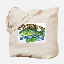 Having a Crappie Day? Tote Bag