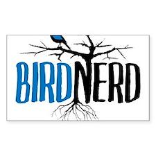 Bird Nerd Decal