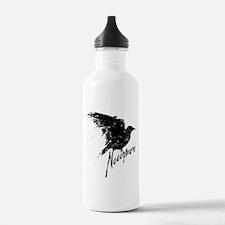 Nevermore Raven Water Bottle