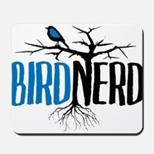 Bird Nerd Mousepad