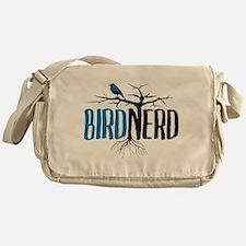 Bird Nerd Messenger Bag