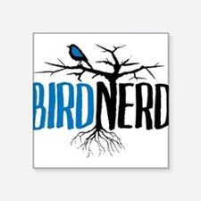 Bird Nerd Sticker