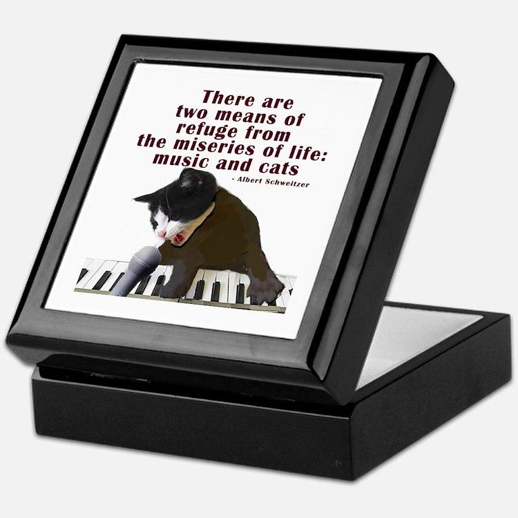 cats-and-music.png Keepsake Box