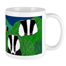 Badger Small Mug