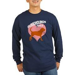 Bloodhounds Rule w/ Heart T