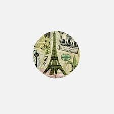 EVERYTHING PARIS Mini Button