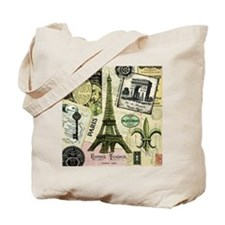 EVERYTHING PARIS Tote Bag
