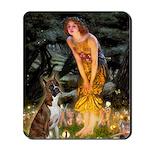 Fairies & Boxer Mousepad