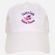Daddy's Fishing Princess Baseball Baseball Cap