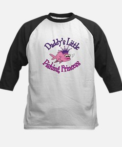 Daddy's Fishing Princess Tee